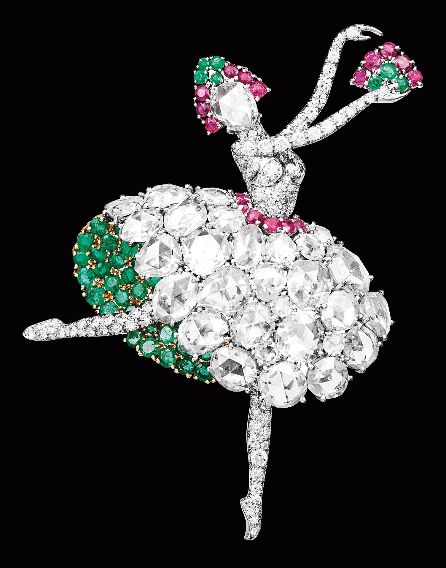 A Tale of Jewellery and Dance「世界芭蕾舞星饗宴」凝鑄美好瞬間