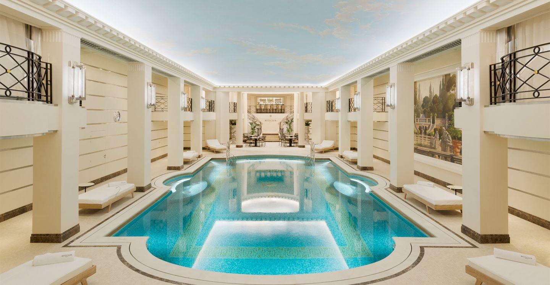 全球首間 Chanel Spa 在巴黎麗茲酒店開幕