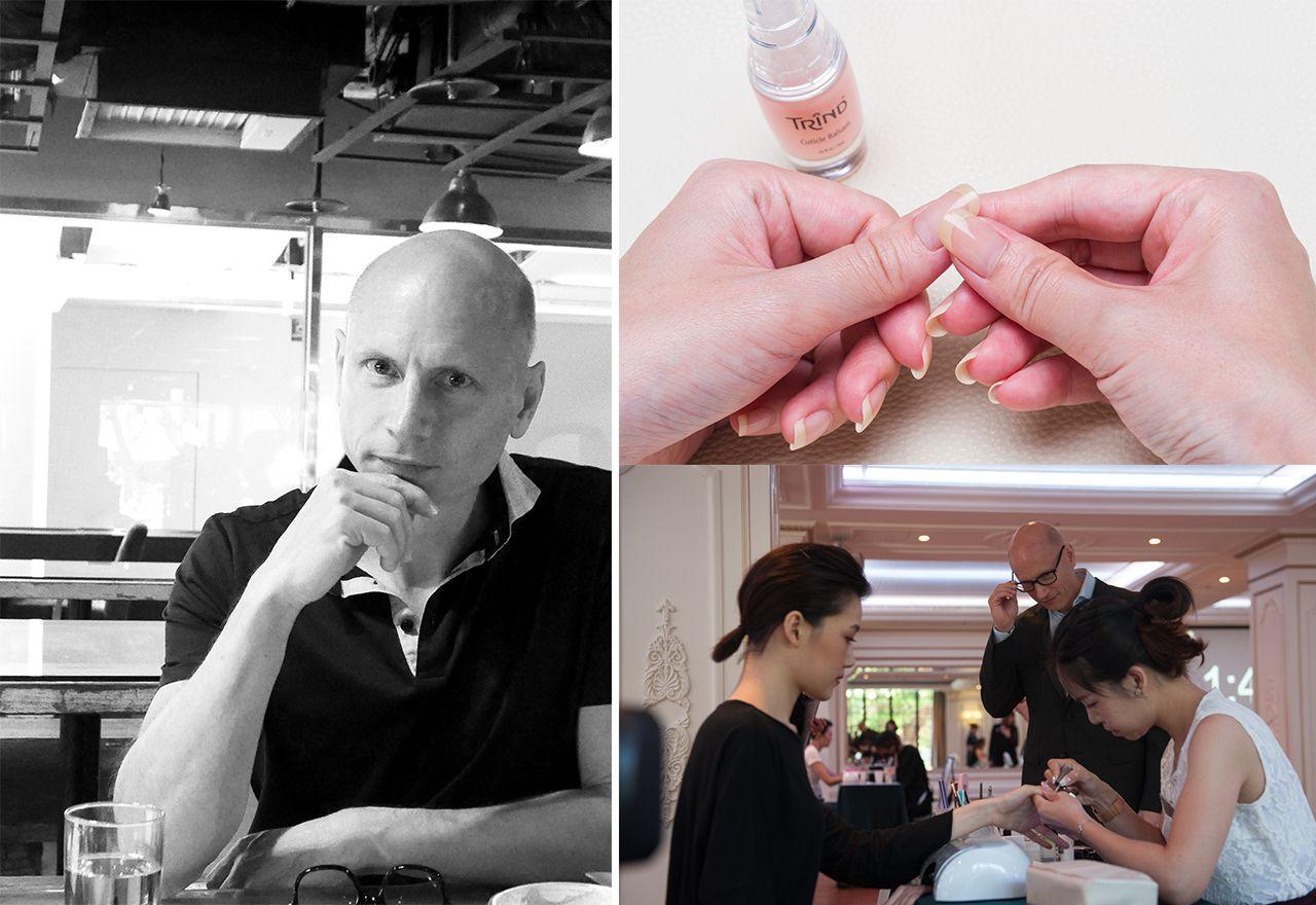 荷蘭頂級手足保養品牌Trind執行長Diederik Goes:「手足保養是一種由內而外的覺醒。」
