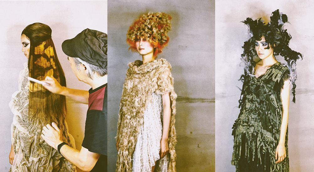 髮型、服裝、彩妝都是充滿想像力的藝術!斐瑟髮廊創辦人鄧爸帶領頂尖團隊,聯手新銳服裝設計師李嘉泉前進葡萄牙大秀搶先看