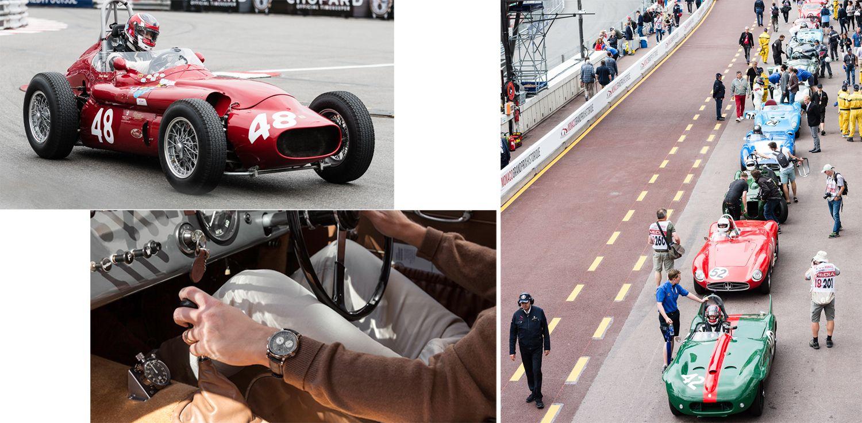 當古董車與精密製錶相遇,不只比速度更要比雋永!