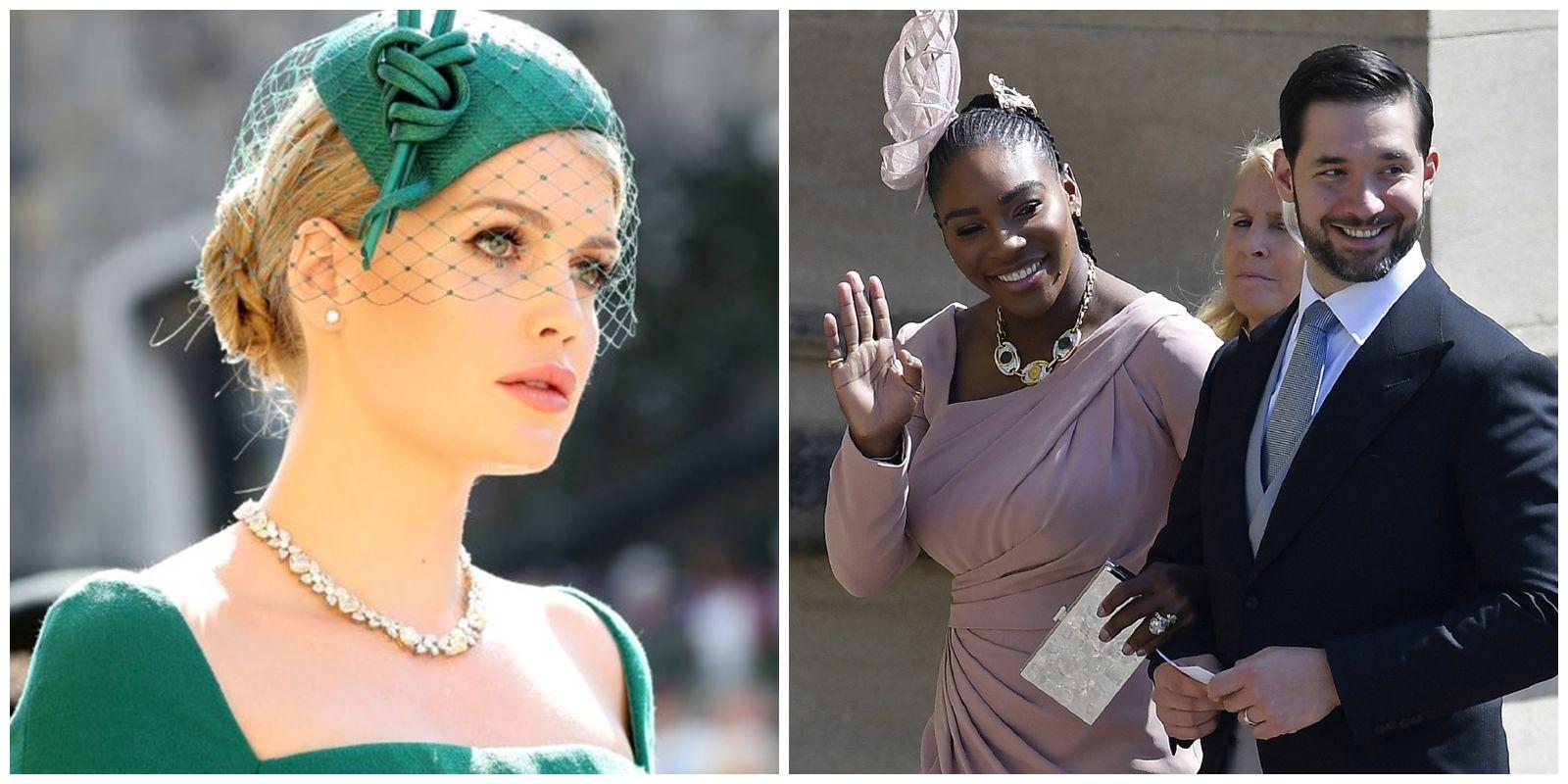 哈利 X 梅根,皇室婚禮亮點特搜!王妃、名流都戴這些珠寶款~