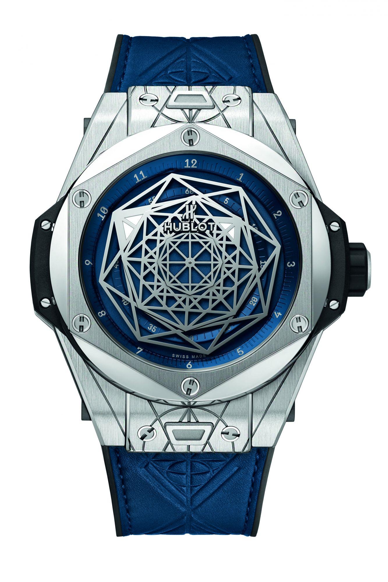 比創意更有新意 HUBLOT爐火純青的製錶魔法