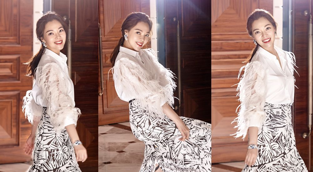 曾馨瑩:我覺得女性的韌度,是有無限潛能與力量在身體裡的