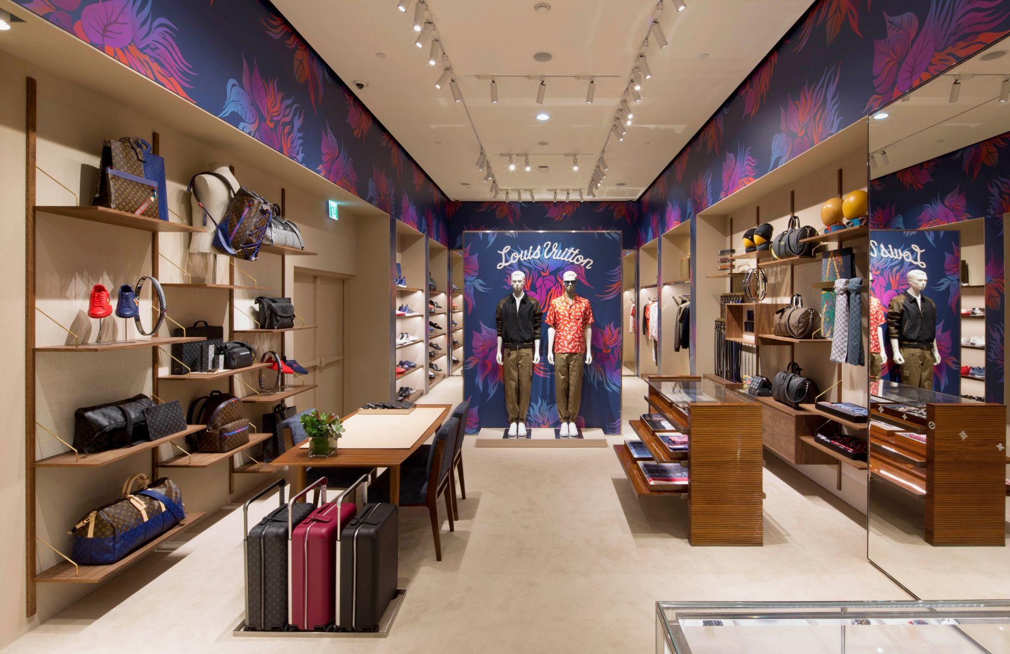 型男專屬!Louis Vuitton 台北復興 SOGO 推出男士專區
