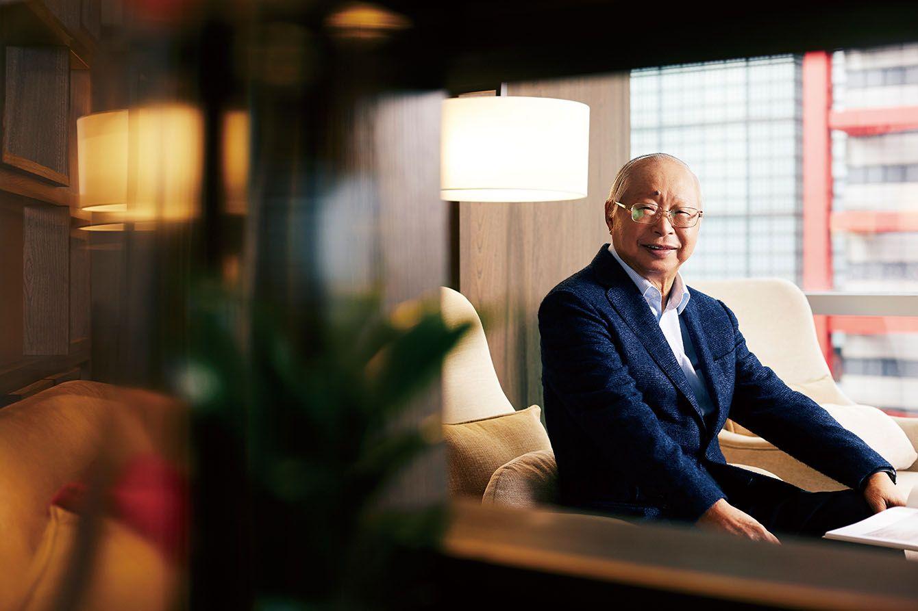 既是藝術藏家也是攝影師!你所不知道的新光三越董事長吳東興