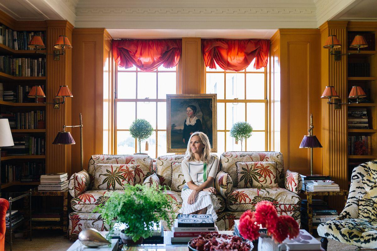 一窺時尚設計師Tory Burch的紐約公寓