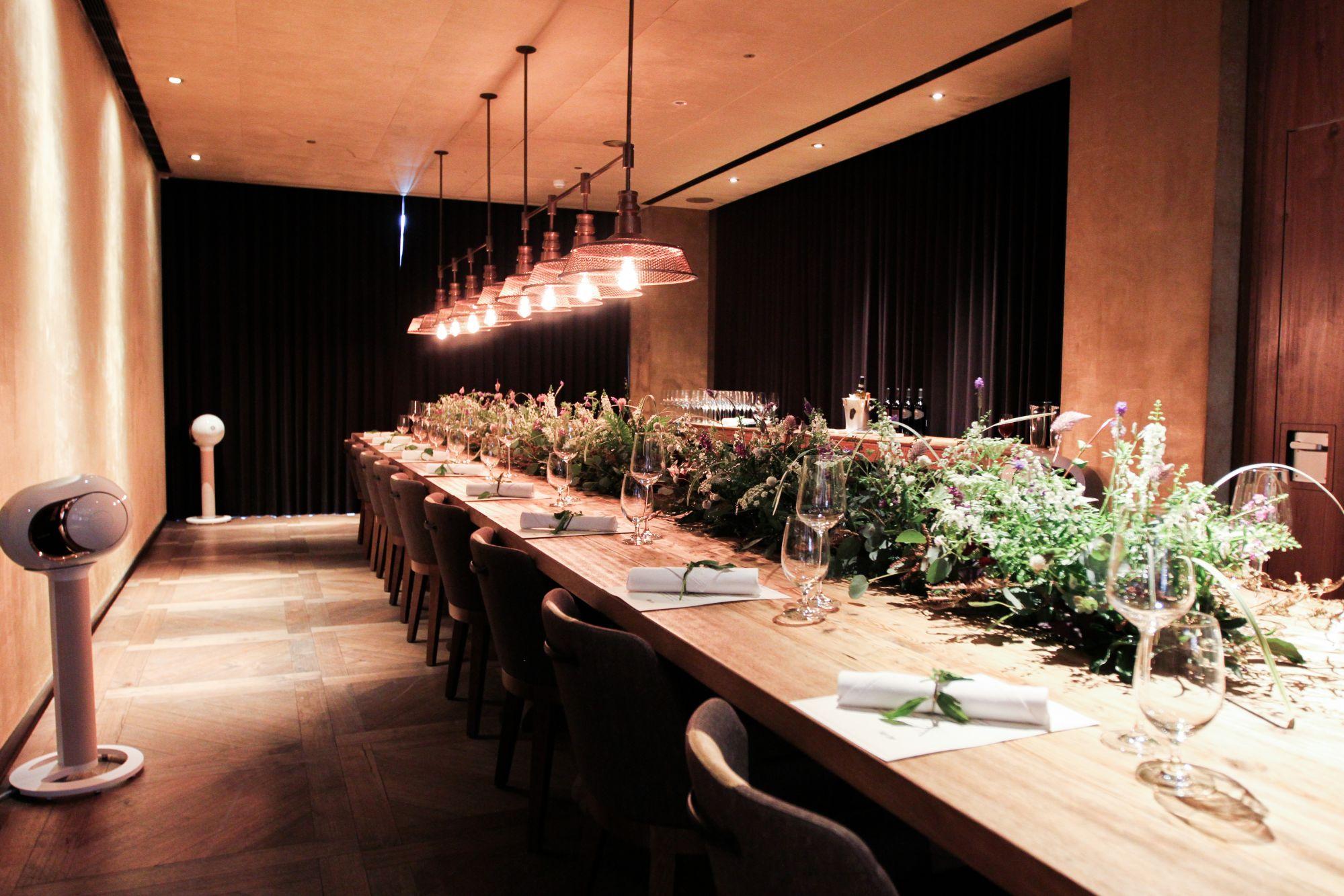 Hotel Proverbs X Devialet 餐桌即農場VIP晚宴