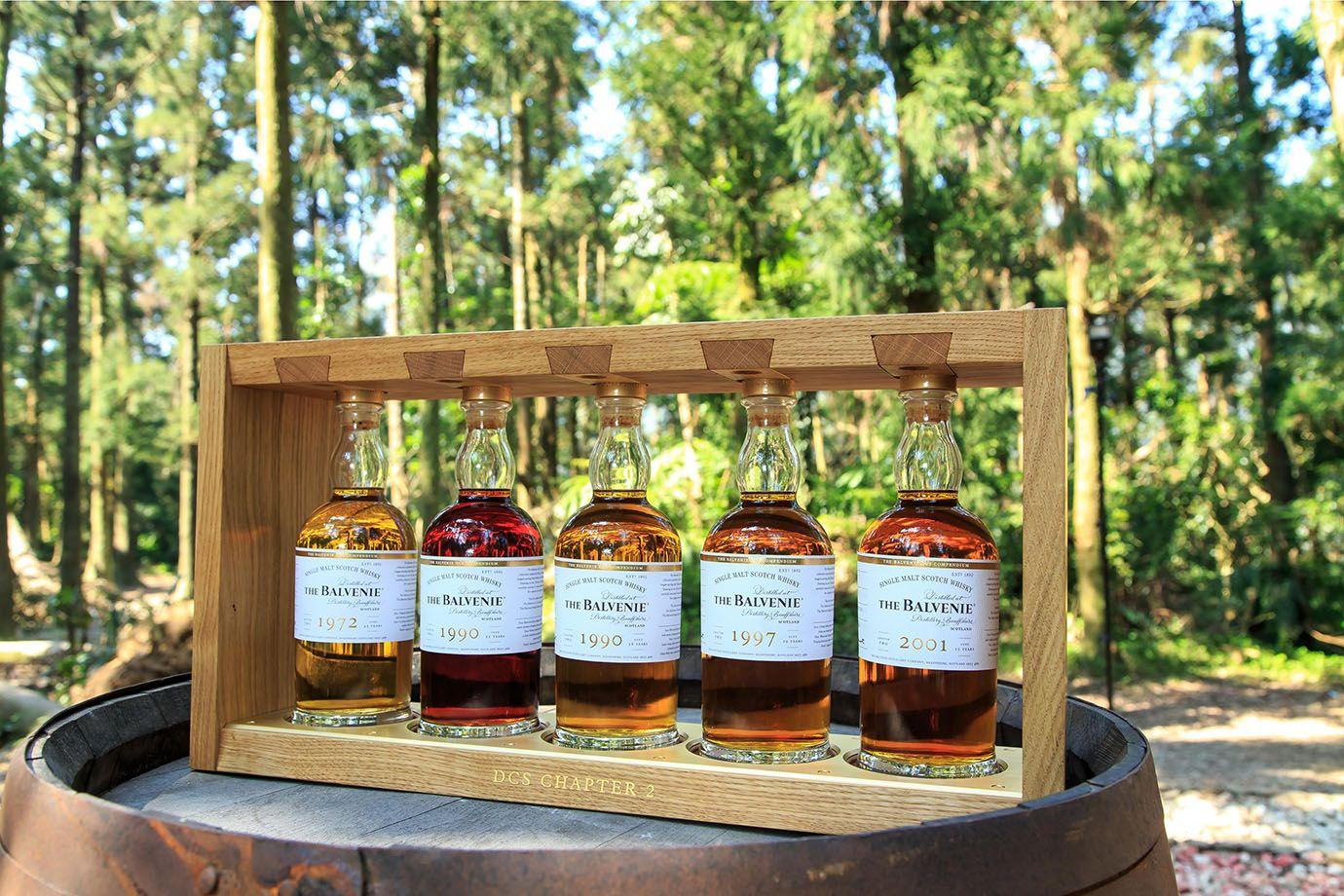 威士忌大師David Stewart集50年生涯之最!成就百富首席調酒師第二章