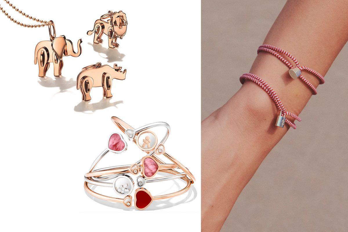 從弱勢兒童到保育動物,精品推輕珠寶支持公益做愛心