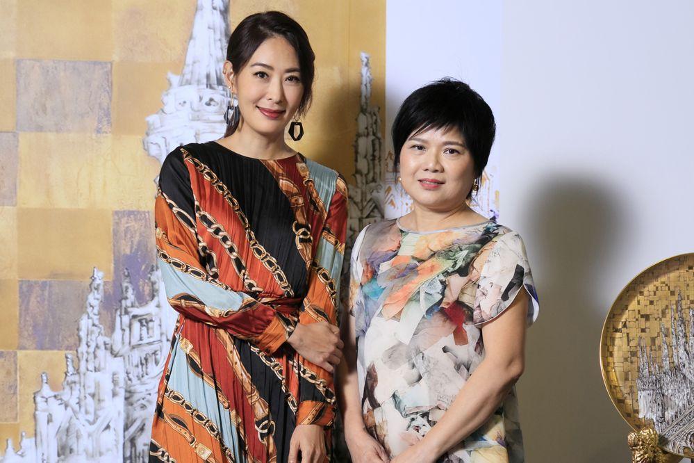 賈永婕與陳秀珠