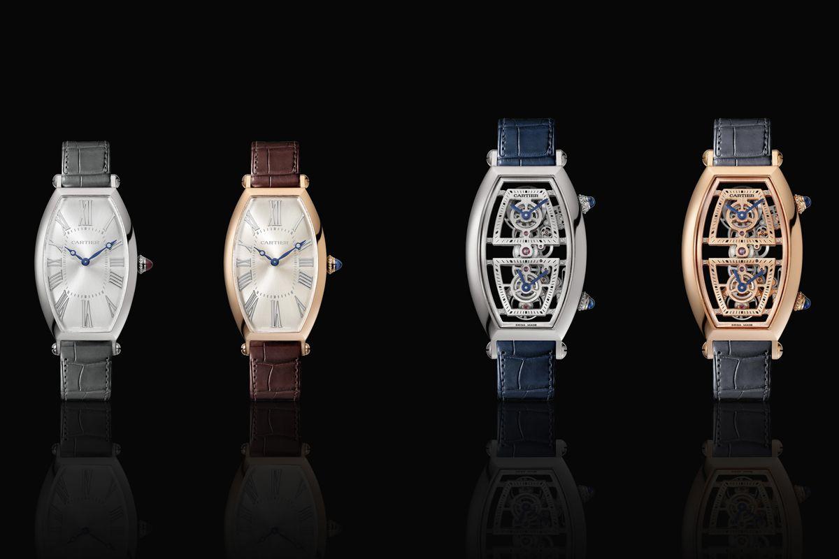 〔2019 SIHH搶先看〕古老酒桶形回歸!Cartier 續寫Tonneau腕錶傳奇
