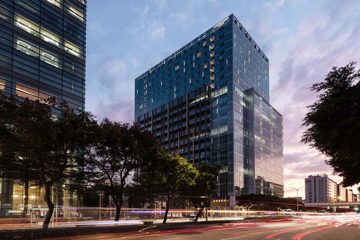 國泰集團最新酒店項目台北國泰萬怡酒店開幕