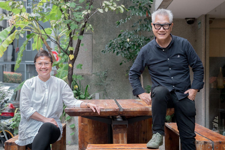 不只是AVEDA創辦人,從肯夢到肯愛,漣漪人文化基金會創辦人朱平與陳郁敏,共同實踐善的漣漪