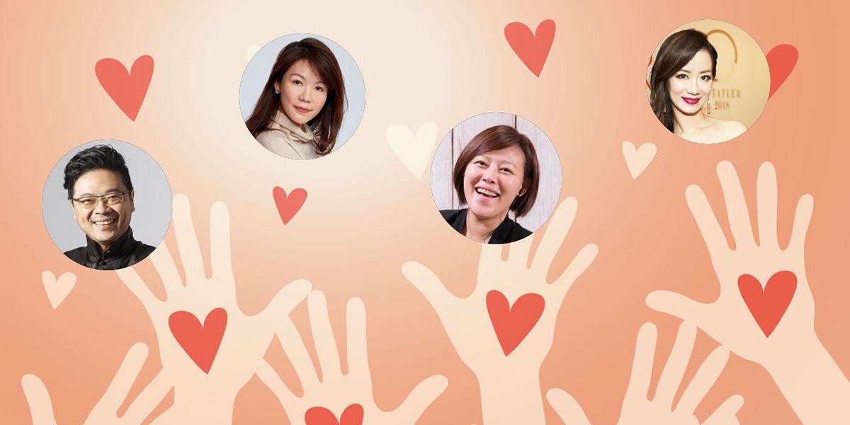 傳遞正能量!名人們的善心故事分享
