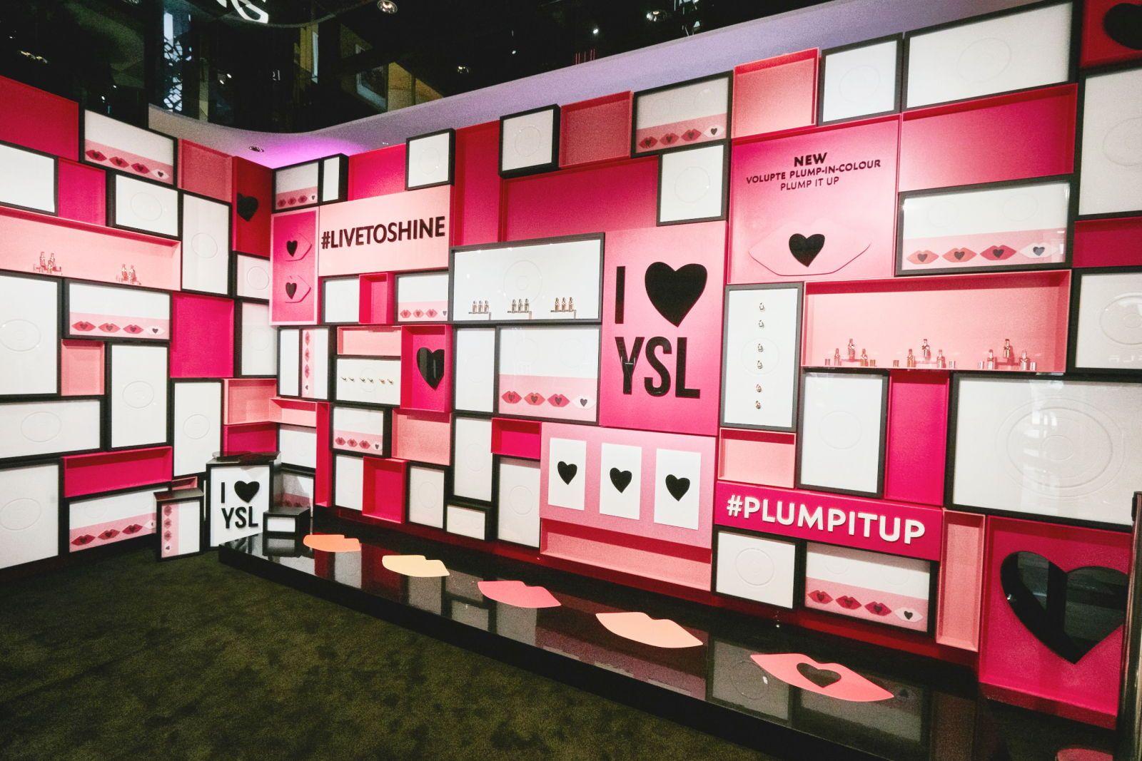 YSL Love Bar限時登場!冠軍特調、限量禮盒、明星色號一次到位,美妝控非逛不可!