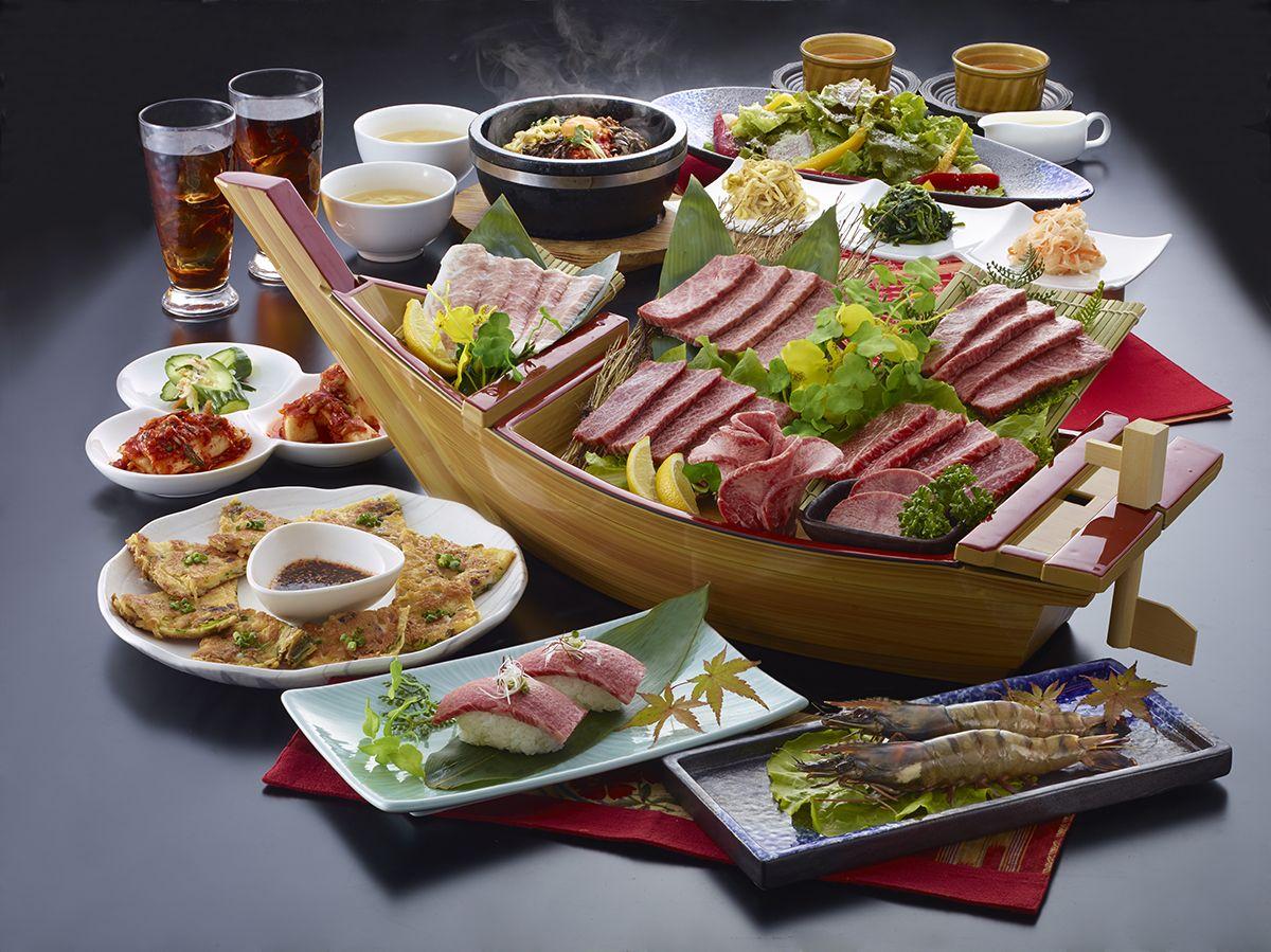 日式丼飯?還是韓式泡菜?日韓美食瘋大集合