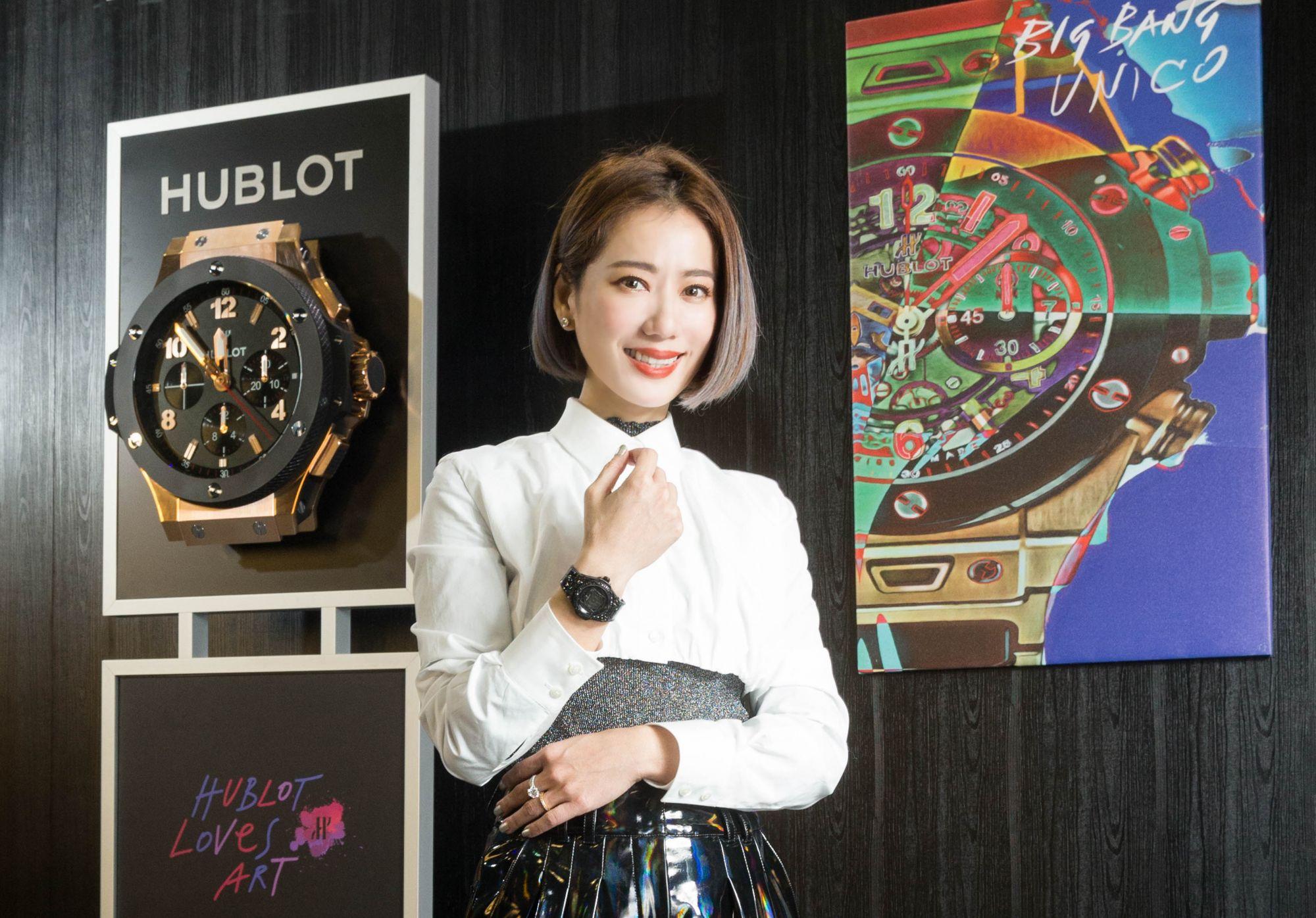 首屆台北當代藝術博覽會官方計時,HUBLOT用時計串連對藝術的熱情