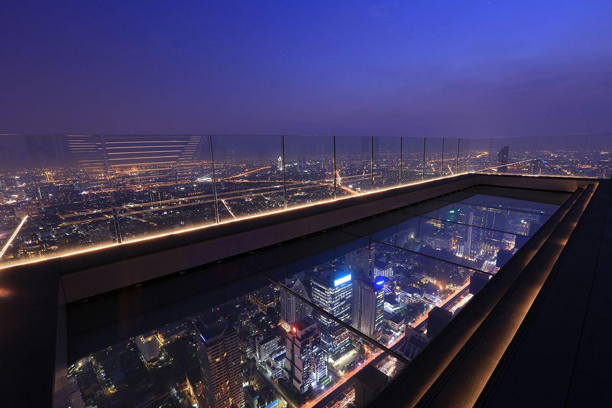 泰國王權集團催生曼谷旅遊新地標Mahanakhon Skywalk!世界首間東方快車酒店、The Ritz-Carlton Residence緊接推出
