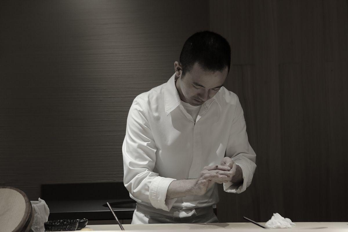 東京名廚Masakazu Ishibashi加持!鮨七海吸引社交名流爭相朝聖!
