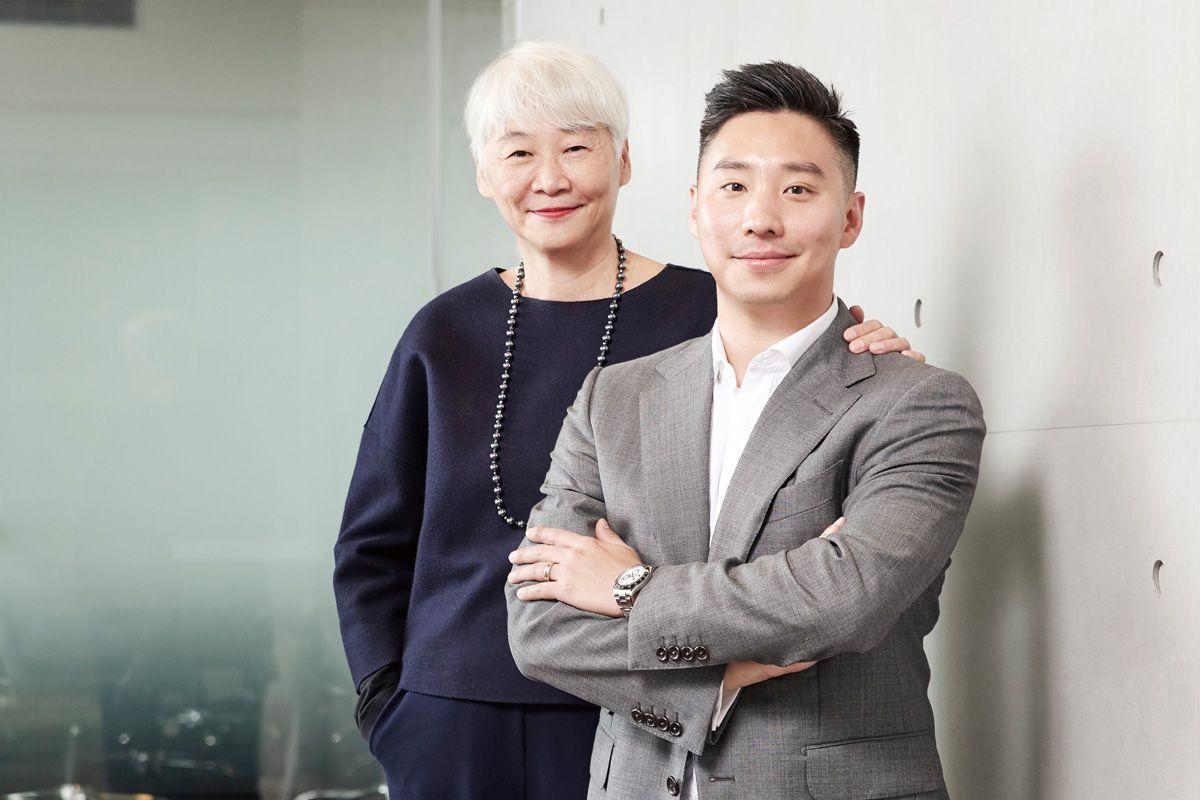 豐藝電子營運長杜懷琪與特助陳少翎不一樣的家族傳承哲學