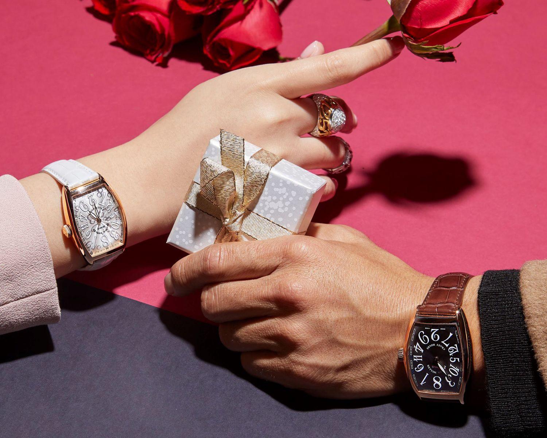 獻給情人的浪漫時光,編輯精選六款情人節腕錶,絕對讓她心動萬分