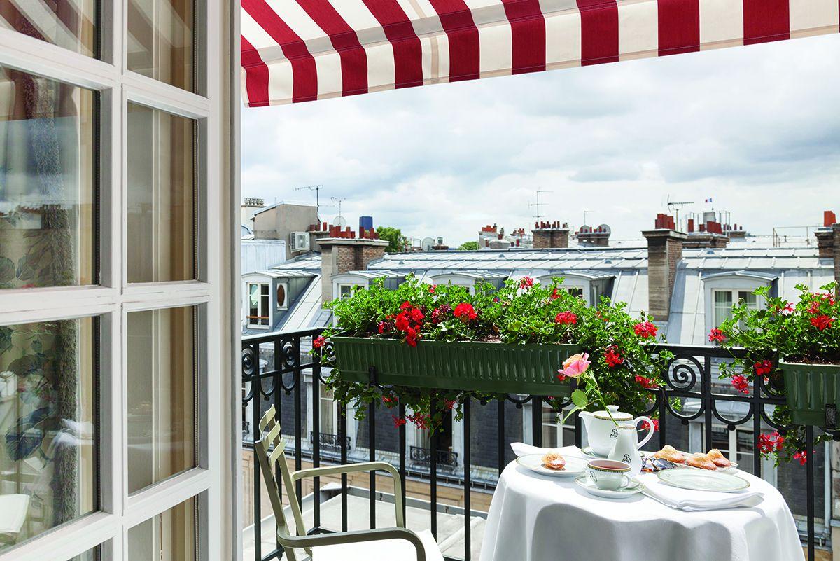 精選法國巴黎的5家奢華酒店