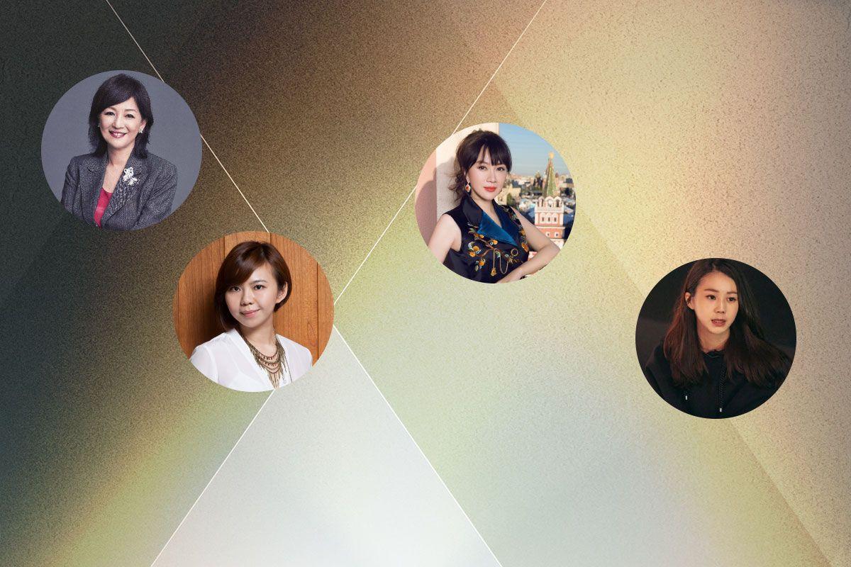 女力焦點!不同世代各領域名人們最愛的女性領袖