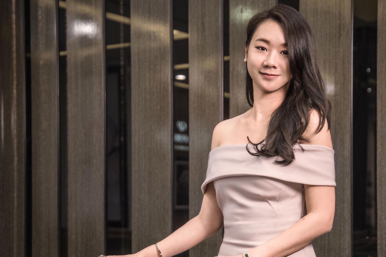 傳承鐘錶的價值,台南中國鐘錶第四代蘇怡潔為老字號鐘錶店帶入新活力
