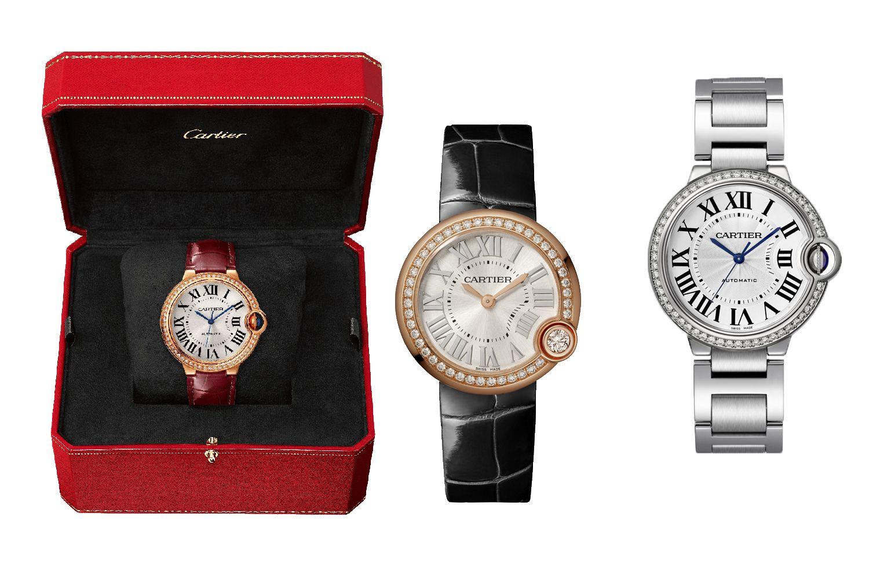 從藍氣球到白氣球,Cartier用雋永征服妳的手腕,Ballon Bleu系列腕錶的進化史,了解後妳會更愛它!