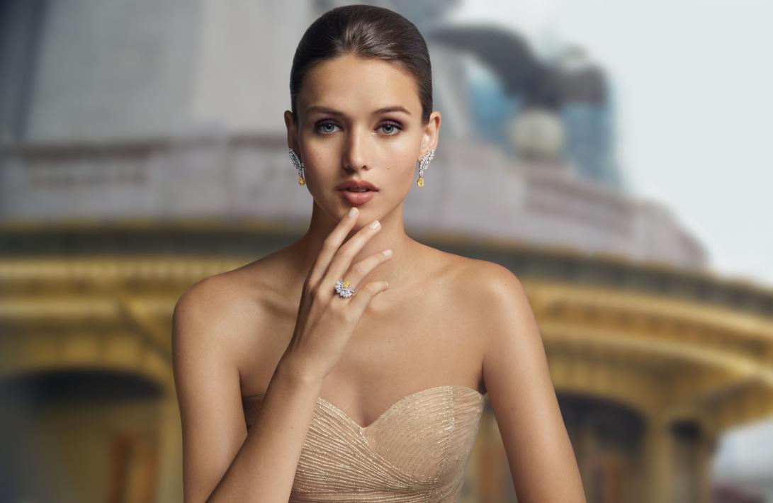 從「星」看紐約,海瑞溫斯頓全新New York頂級珠寶系列璀璨巨獻
