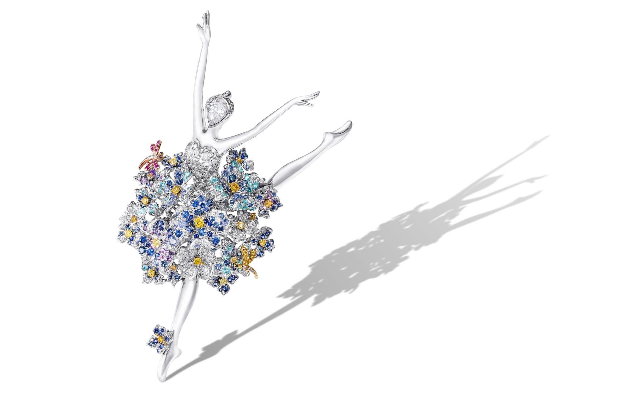 走入Anna Hu能量湧動的金色時期,《珠寶交響詩:第二部曲》翩然問世