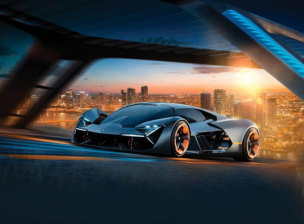 Terzo Millennio不倚靠傳統電池,而是採用Lamborghini與MIT合作研發的前瞻科技,透過車身中的創新面板供應車輛所需動力。