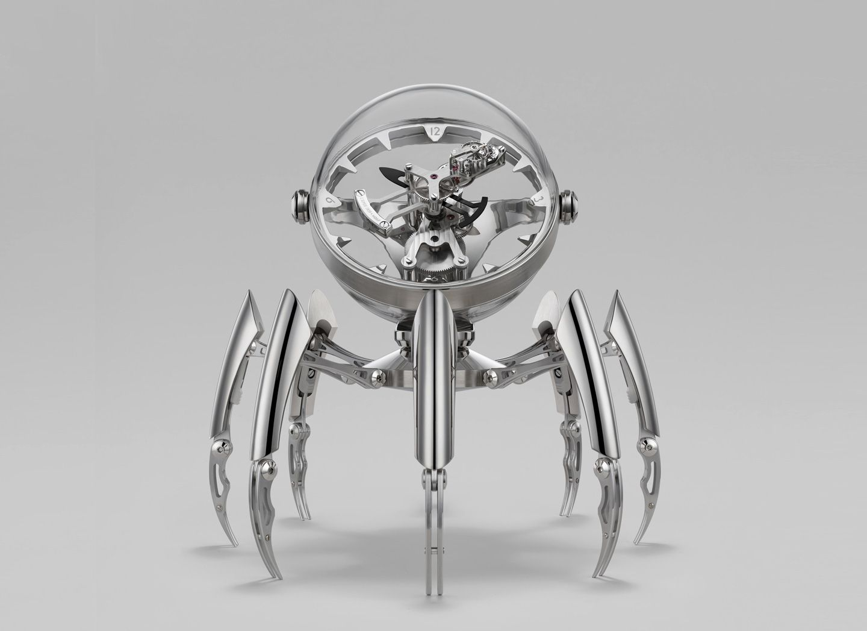 Octopod銀色
