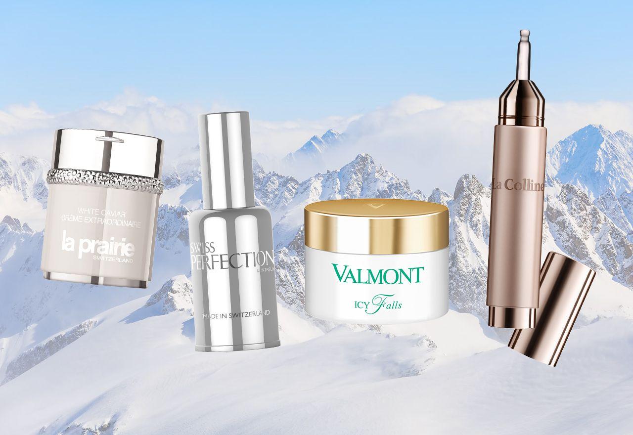 震撼歐洲貴婦圈的回春之最!4個值得你長期投資的瑞士頂級護膚品牌