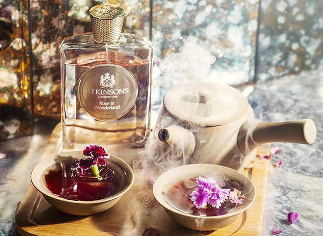 AtkinsonsX香格里拉台北遠東!英國百年經典香氛幻化為特色調酒