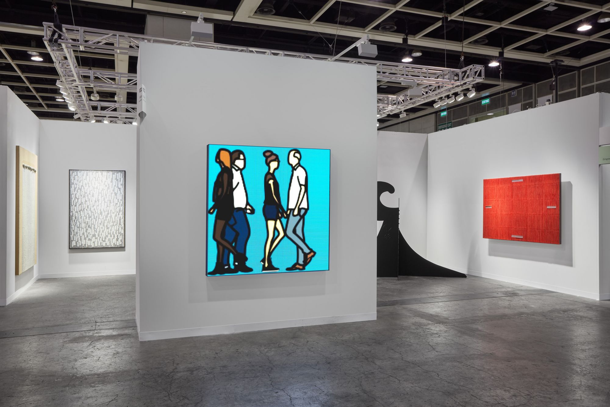 繽紛設計江欣宜談2019Art Basel:「巴塞爾藝術展不再只是有深厚實力藏家的專場,而是更加開放,擁抱更加多元的族群」