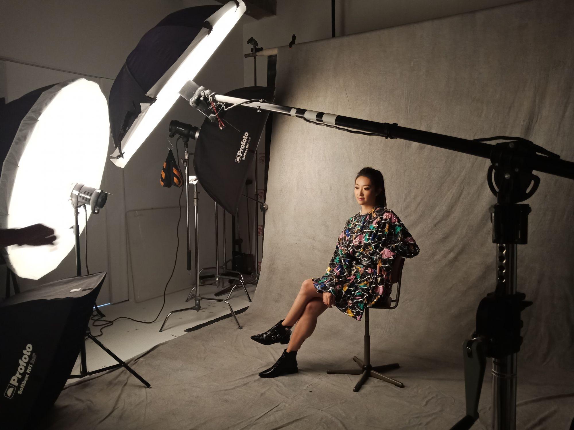 最有行動力的夢想家,沈昀葶追隨母親譚令玫的腳步投身公益