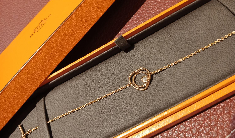 簡單不簡單!愛馬仕全新Vertige cœur系列珠寶,讓人時髦度激升的三大設計巧思