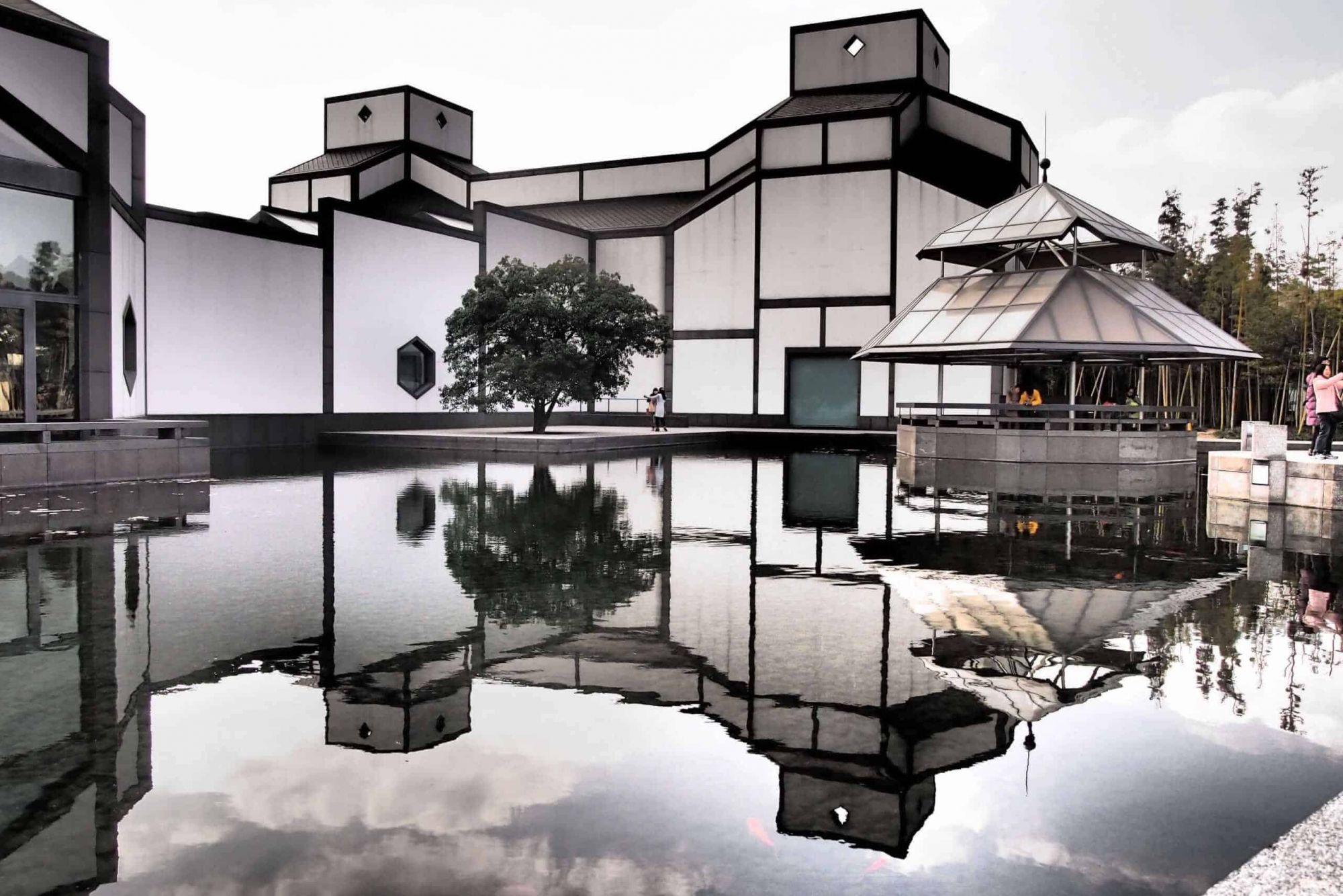 蘇州博物館Suzhou Museum 。圖片來源:NONAGON.style