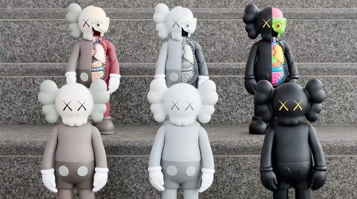 從街頭塗鴉躍升高級藝術品,KAWS如何創造作品價值