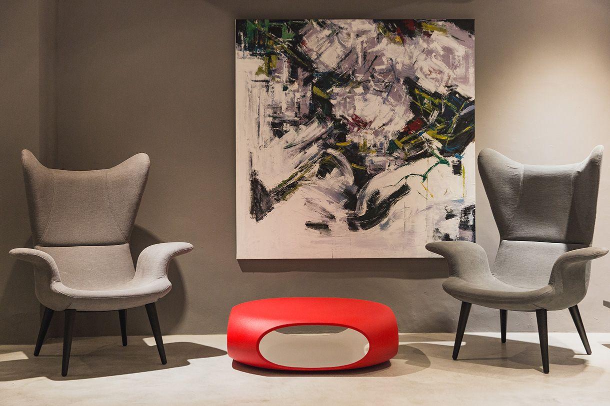 家具界的高級訂製!義大利設計品牌 Moroso 台北展示店呈現獨特義式美學