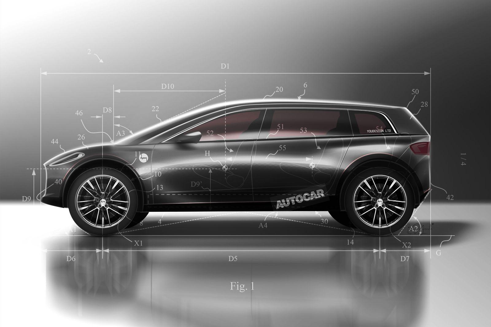 預計於2021年上市,Dyson投入885億台幣就為了造這輛車!
