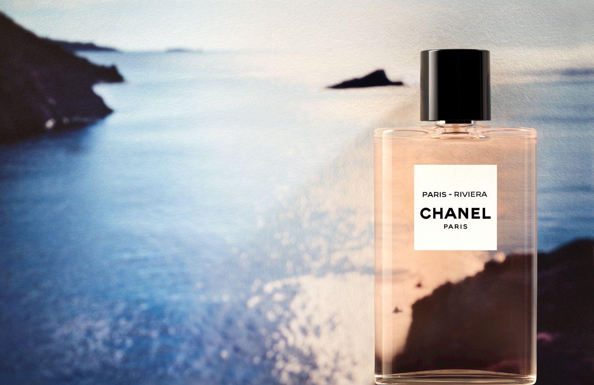 噴上LES EAUX香奈兒淡香水,在蔚藍海岸展開一趟與自己和解的旅行
