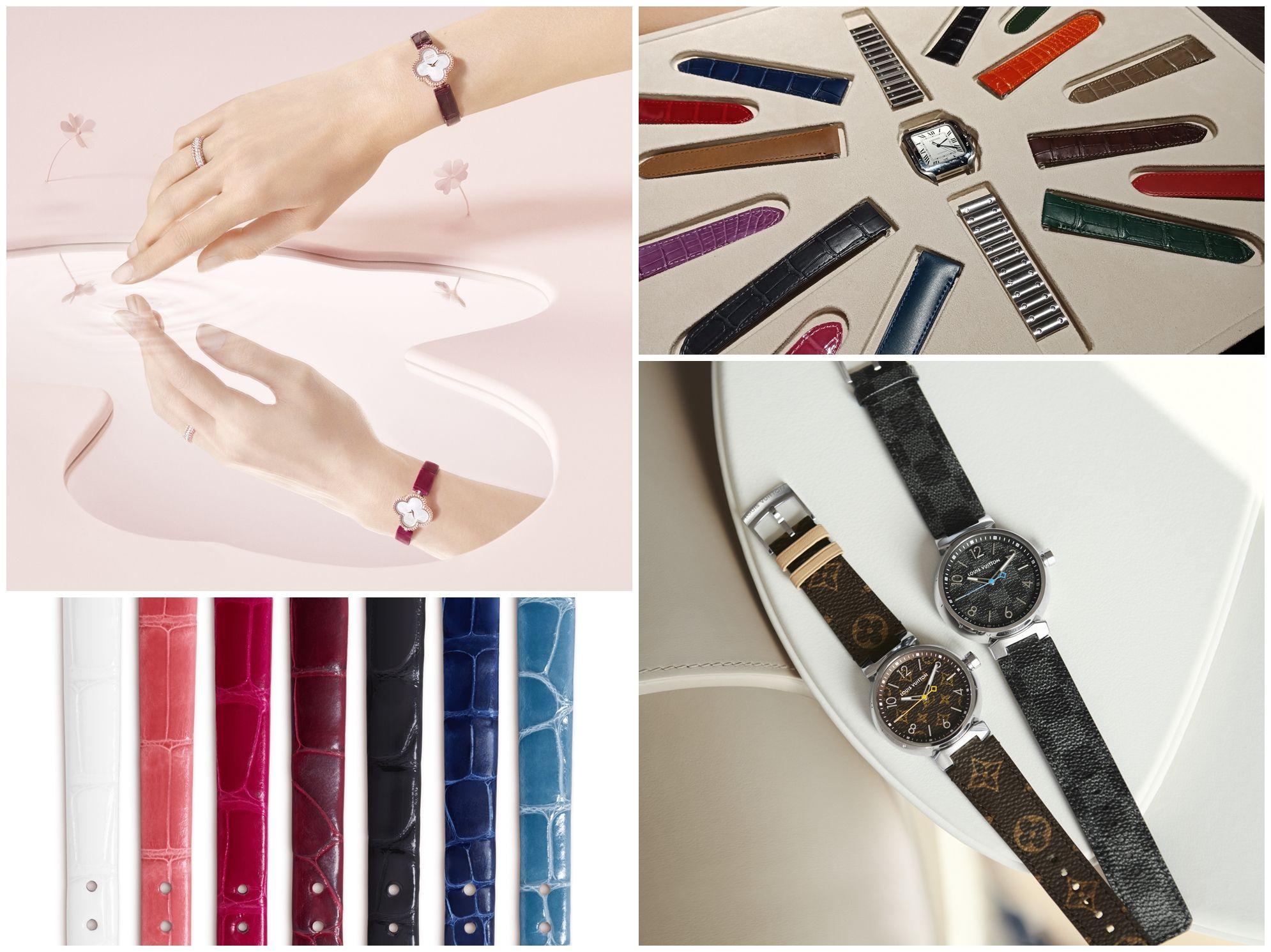 【玩錶日記】一秒搞定!你一定要知道的腕錶「快拆」關鍵字,讓你天天時髦風格不斷線
