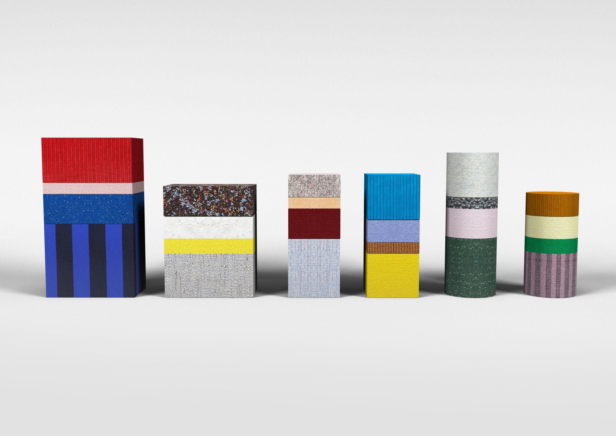 從Dior伸展台到高級訂製傢俱:Kvadrat/Raf Simons讓時尚曲線進駐空間