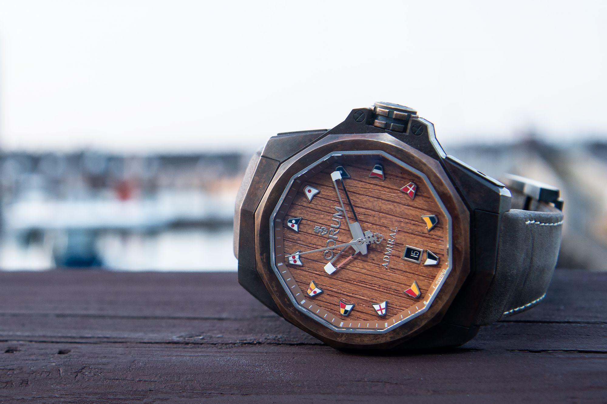 航海世界最佳典範,CORUM 崑崙錶展現對「2019基隆國際帆船賽暨台琉國際帆船賽」鼎力支持