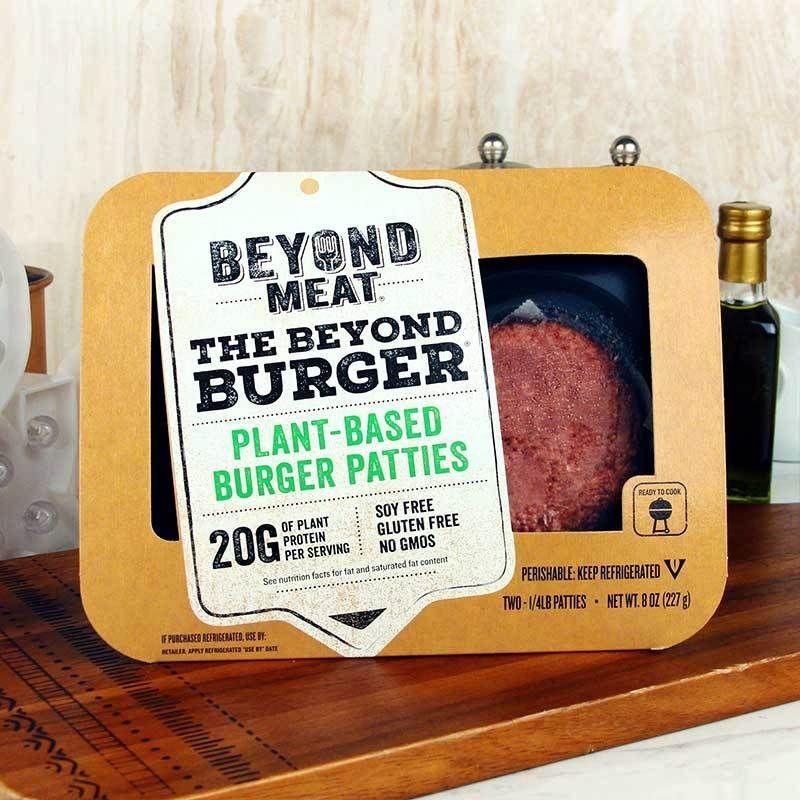 媲美天然肉食,人造肉概念股 Beyond Meat 掀起未來飲食新趨勢
