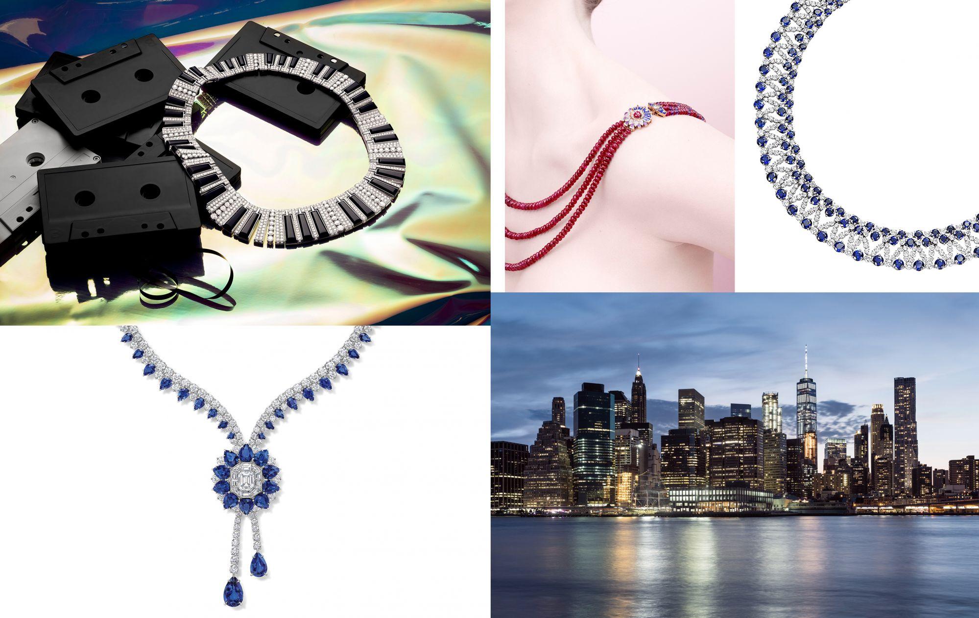 環遊世界的珠寶文化之旅,看見最璀璨的設計美學