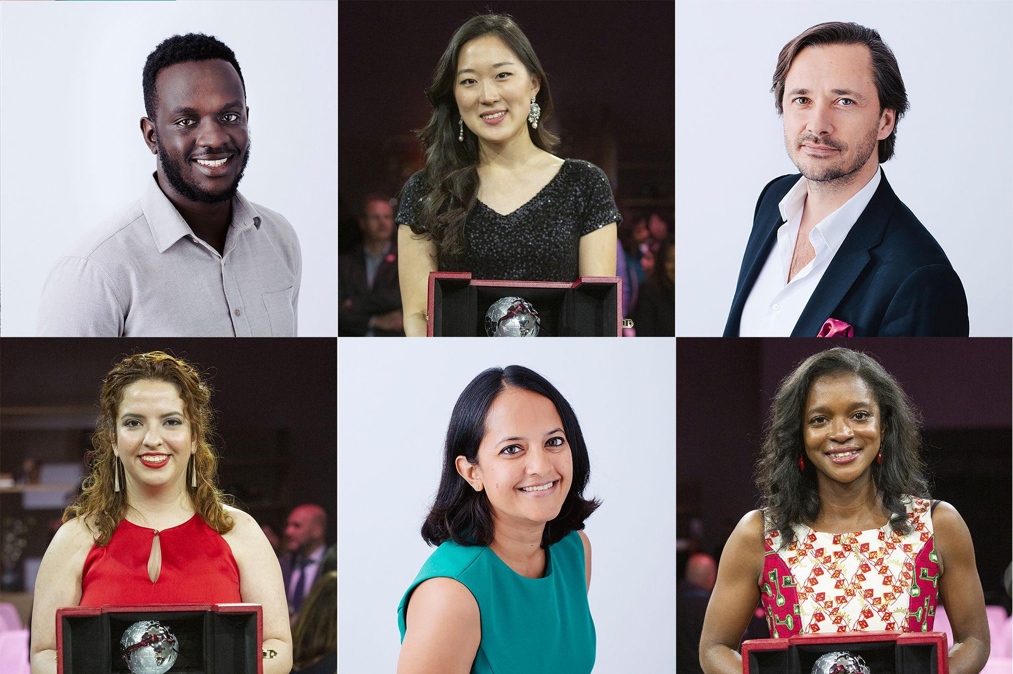 改變世界的一群人!Rolex雄才偉略大獎、Cartier靈思湧動女性創業家獎,體現人類共創美好世界的無限可能